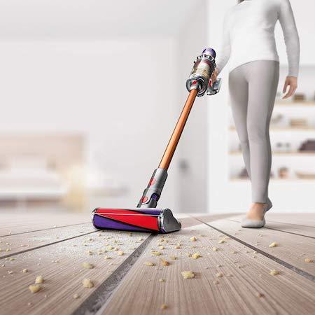 dyson v10 absolute floor clean