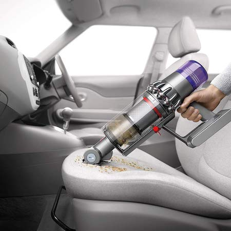 dyson v11 cleaner car