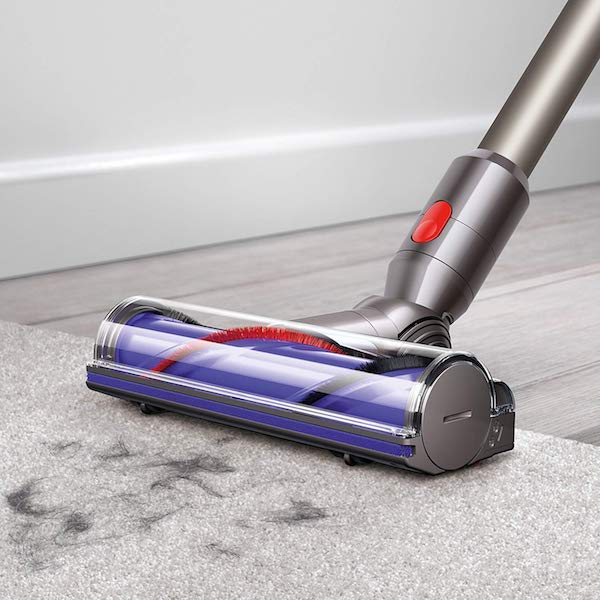 dyson v8 animal carpet