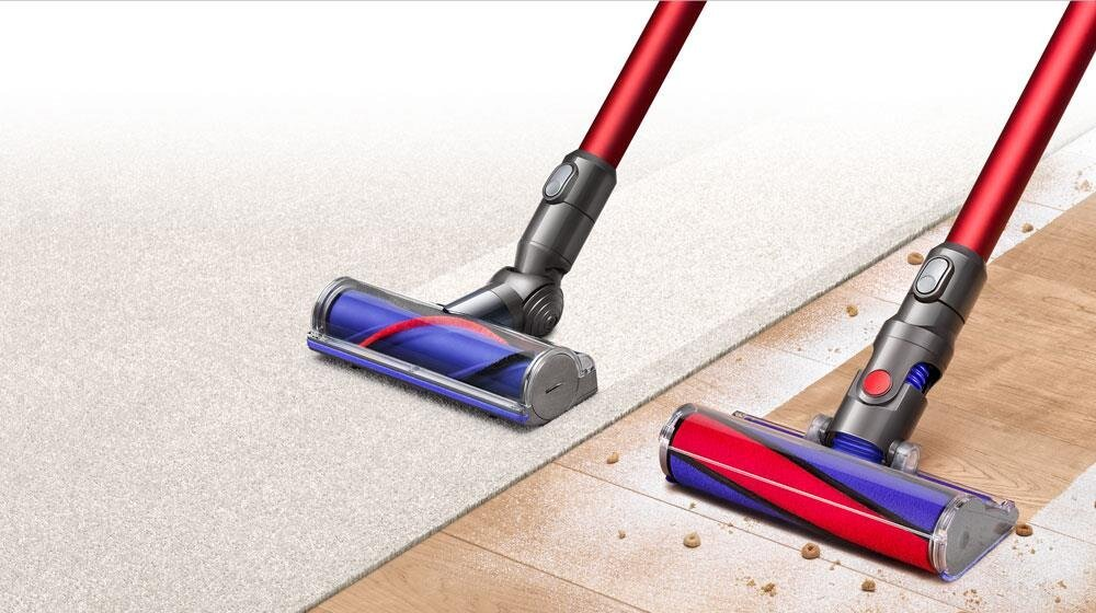 dyson vacuums compared