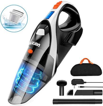 lozayi handheld vacuum cordless