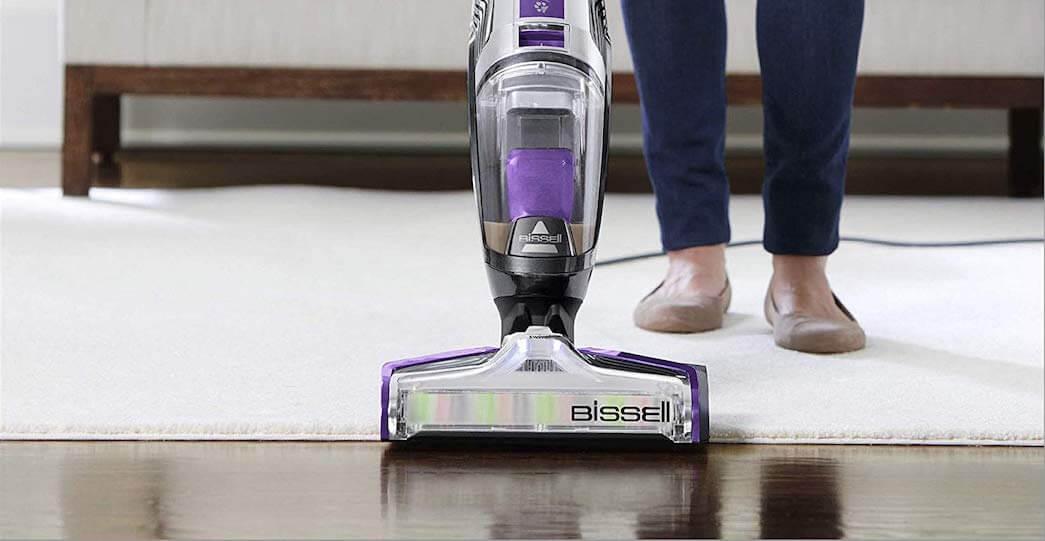 bissel crosswave pet pro hard floors and carpets