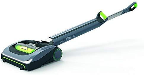 bissell air ram green vacuum