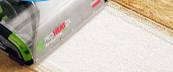 bissell proheat 2x revolution carpet