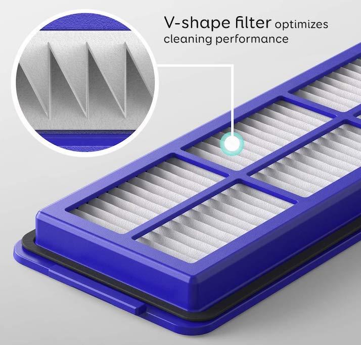 eufy 11s robovac filter