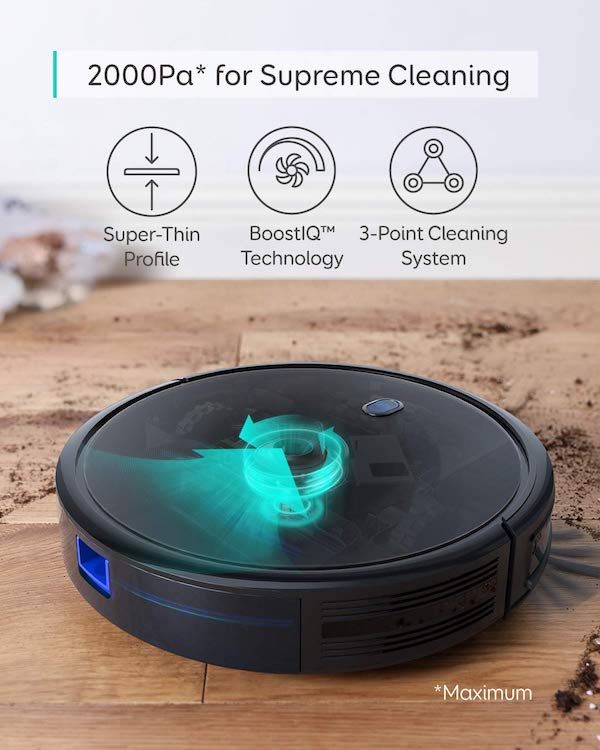 eufy 11s robovac supreme cleaning 1