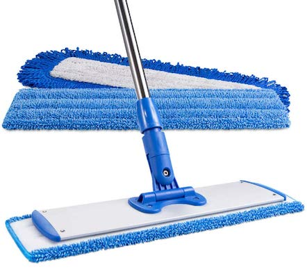 professional microfiber mop stainless steel
