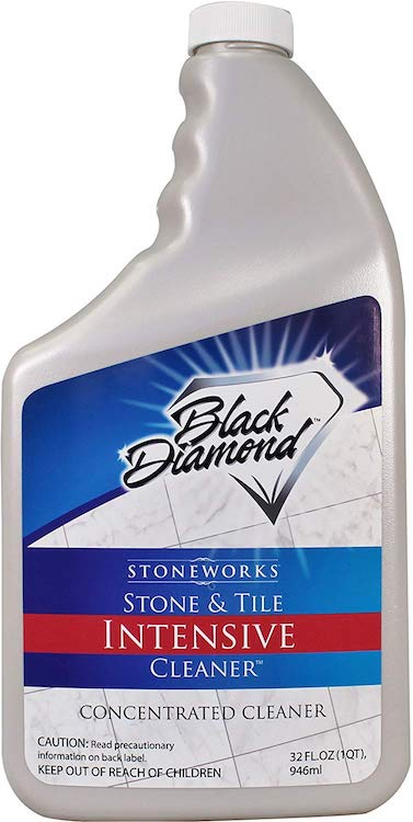 stone and tile intensive cleaner