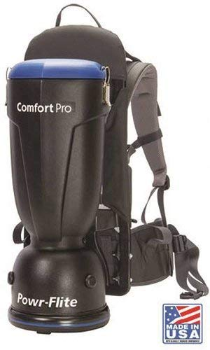 comfort pro bp6s backpack vacuum review