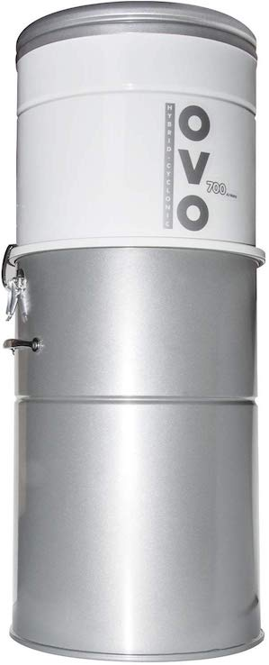 OVO Heavy Duty Powerful Central Vacuum System