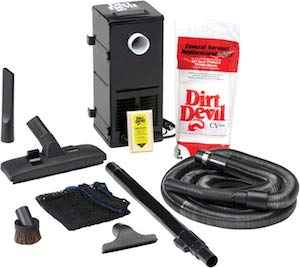 hp products 9880 dirt devil central vacuum