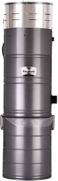 vacumaid p125p cyclonic central vacuum