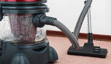 Water Filtration Vacuum